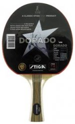 Bordtennisracket Stiga Dorado